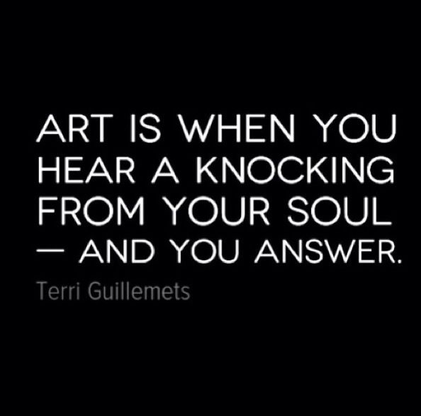 Image result for art is our soul's voice quotes